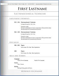 ... Cretive Resume Template Free Download Cv Template ...