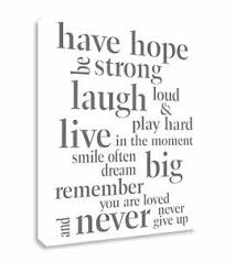image is loading have hope inspirational quote canvas wall art picture  on wall art quotes canvas with have hope inspirational quote canvas wall art picture canvas art