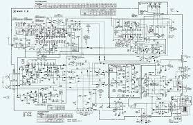 electrohelponline aiwa csd ex110 schematic circuit diagram compact disc stereo radio cassette recorder