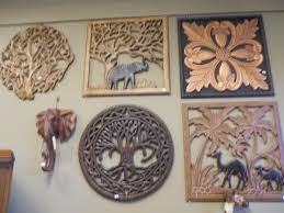 photo gallery of the carved wood wall art panels