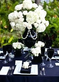 elegant black and white wedding elegant black and white wedding table settings tasteofelkgrove com
