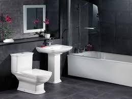 Black And White Bathroom Designs Best Ideas