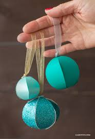 Paper Christmas Tree Ornaments 45 Wonderful Paper And Cardboard Diy Christmas Decorations