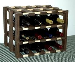 The RunnerDuck Wine Rack, step by step instructions on how to make a wooden  wine