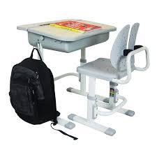 school desk. Alternative Views: School Desk D
