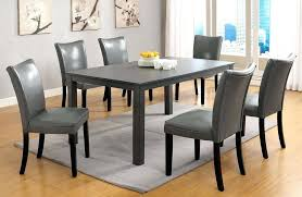 extraordinary dark gray dining chairs awesome beautiful dining table with grey in addition to beautiful gray dining room furniture