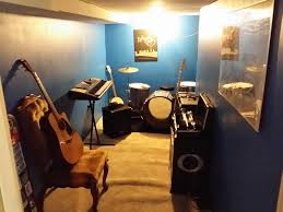 Music Living Room How To Build A Soundproof Room For Music Room With High Quality