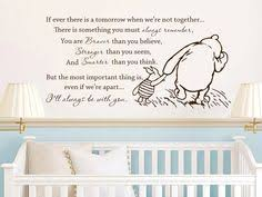 winnie the pooh vinyl sticker christopher robin wall decals quotes nursery the size of the decal is 20 x 35 the size shown in the picture may  on wall decal quotes for nursery with winnie the pooh vinyl sticker christopher robin wall decals quotes