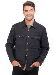 Men's Torino Quilted Shirt Jacket – Free Country & Men's Torino Quilted Shirt Jacket Adamdwight.com