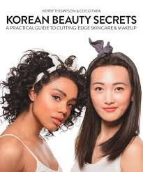 thompson has known park for a number of years and felt that she was the best person to write about korean makeup park had a long history of working in all