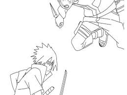 Naruto Coloring Pages Hd Deviantart Kakashi Page Book For Kids Boo