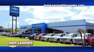 IVAN LEONARD CHEVROLET REDESIGNED APRIL 2013 TV30 - YouTube