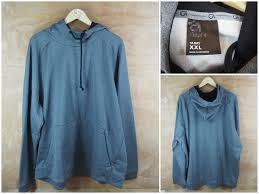 Gapfit Size Chart Hoodie Gap Fit Dry Pullover Grey Original