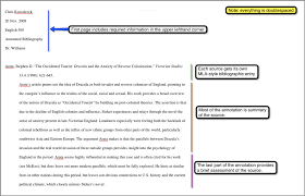 Annotated bibliography citation Template net