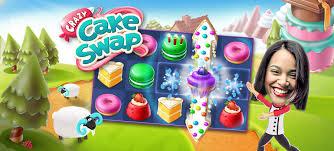 Crazy Cake Swap Zynga Zynga