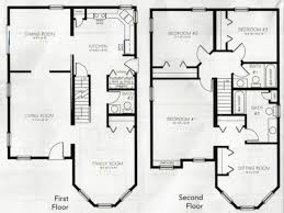 house plans 4 bedroom 2 story photos and 1 2 story house plans house plan
