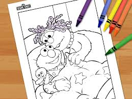 To celebrate the autumn months, we've come up with some fantastic fall coloring pages. Sesame Street Printables