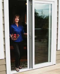 patio door with screen. Patio Door With Screen