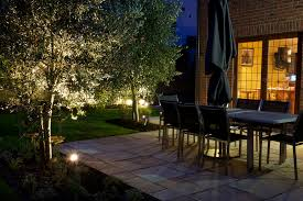 Small Picture Led Outdoor Garden Lighting Design Ideas X How To Set Up And