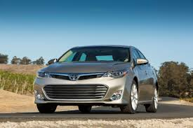 2013 Toyota Avalon V6 0-60 MPH First Drive Review - YouTube
