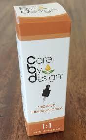 Care By Design Cbd Spray Review Cannabis Tincture Review Care By Design Cbd Rich 1 1