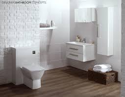 bathroom modular furniture. Aquatrend Designer Modular Bathroom Furniture - White Gloss I