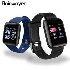 In Stock! D13 Smart Watches <b>116 Plus</b> Heart Rate Watch Smart ...
