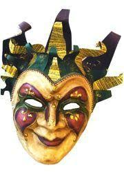 Decorative Venetian Wall Masks Wall decorations include Big Mask Jester Venetian Mask Joker Big 32