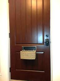 insulated mail slot front door mail slot front door mail slot front door mail slot draft