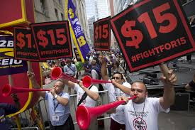 column why raising the minimum wage is good economics newshour