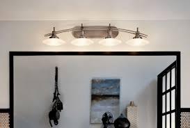 contemporary vanity lighting. Kichler 6464CH Chrome Structures 4 Light 40\ Contemporary Vanity Lighting