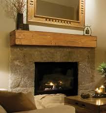 Mantels 496 Lexington Wooden Fireplace Mantel Shelf
