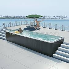 large swim spa. Wonderful Spa Large Outdoor Spa Pool Hot Tub Swim Spa 12 Person Hot Tubs  Could Put On Float To Large Swim Spa P