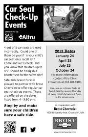 Altru My Chart Child Passenger Safety