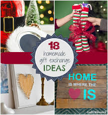 ... Cool Office Gift Exchange Ideas Gift Exchange Ideas 18 Homemade Holiday  Gifts ...