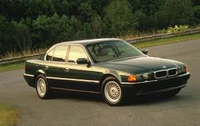 1997 BMW 7 Series - Information and photos - ZombieDrive