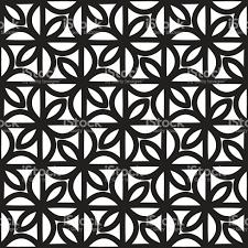 Geometric Abstract Seamless Pattern Simple Regular