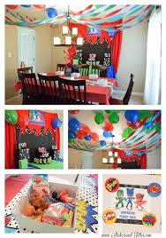 Pj Mask Party Decoration Ideas 100 best PJ Masks Birthday Party images on Pinterest Birthday 28