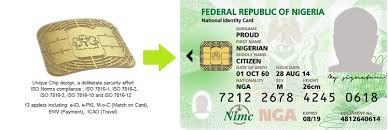 Make Your Own Identification Card National Identity Management Commission About The E Id Card