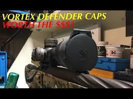 Vortex Flip Cap Size Chart Vortex Defender Scope Flip Caps Youtube