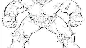 Printable Hulk Coloring Pages Printable Hulk Coloring Pages Free