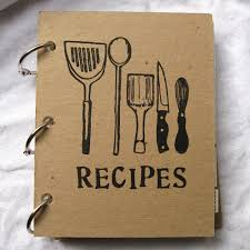 Homemade Cookbook Template Recipe Books Template Google Search On We Heart It