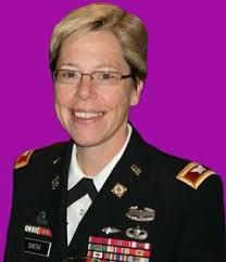 Tammy Smith First Openly Gay US General
