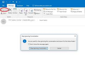 Create Outlook 10 Things You Should Never Do In Outlook Techrepublic