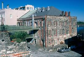 Buildings And Building Stone Ballast Stones In Savannah