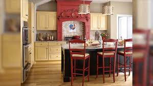 country kitchen creamed color ideas