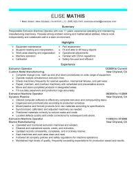 Machine Operator Resume Inspirational 26 Forklift Operator Resume