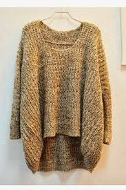 Crochet Oversized Sweater Pattern Stunning Fashionable Crochet Oversized Sweater Pattern Alfa Img Showing
