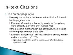 Citations In Essay Essay Writing Citing