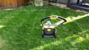 picture of 1 50 diy behind mower lawn striper